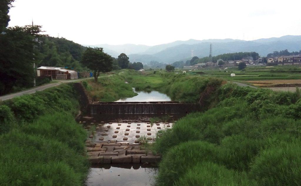 宝泉寺ちかくの川