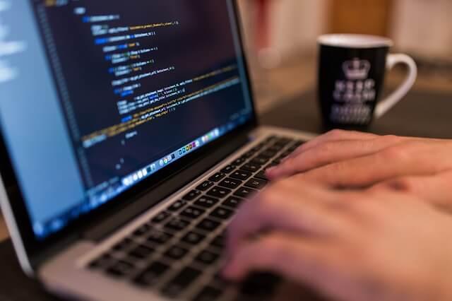 プログラミング画面