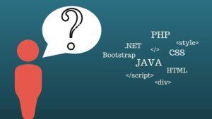 PHP プログラミングのイラスト
