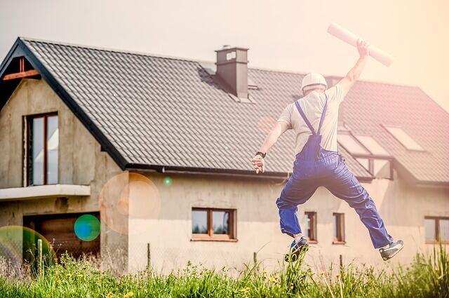家を建てる人